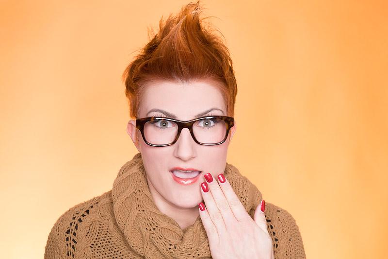 Make-up & Haarschnitt: Intercoiffure Regina Winkler / Fotos: Mareen Meyer